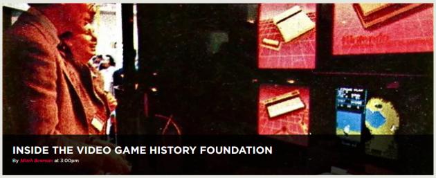 gamehistory
